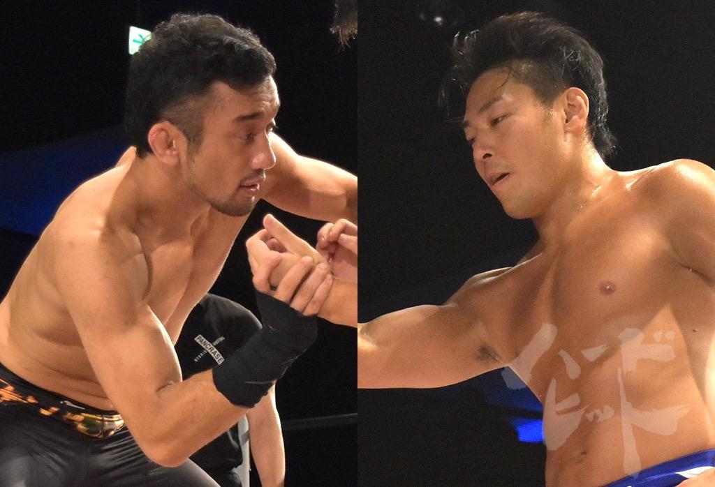 岩本vs.鳥羽、和田vs.勝村、富松vs.米山が追加!3.25ハードヒット本戦の全カード決定