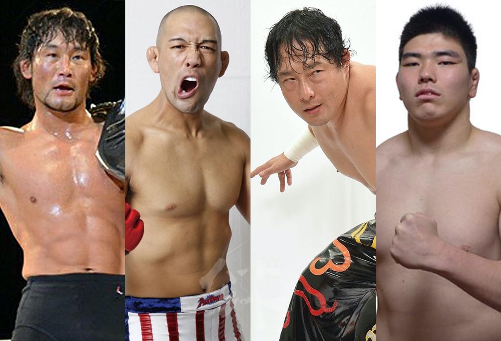 全日本プロレスの田村男児が緊急出場!6・8新木場「JUST DO IT」の一部対戦カード変更